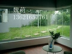上海璟上无框阳台