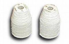 錐形纖維磨輪