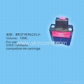 Brother LC41/LC47/LC900/LC950 refillable cartridge