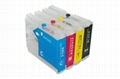 Refillable Inkjet Cartridges