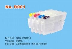 GC21,GC31填充墨盒,芯片及恢复器
