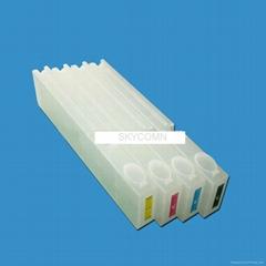 Refillable cartridge for Epson Surecolor