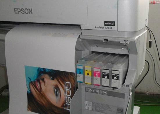 SureColor T-3000/5000/7000,S-30670/50670填充墨盒 4