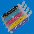refillable cartridges or ciss cartridges for Epson new printer