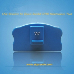 Chip Resetter for Epson Surelab D700 Maintenance Tank