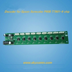 Decoder for Epson Surecolor P600 Printer