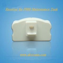 Chip Resetter for Epson Surecolor P800 Maintenance Tank