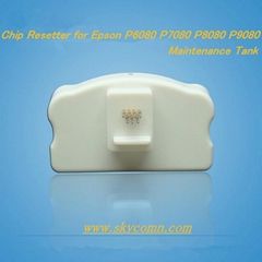 Chip Resetter for Epson P6080 P7080 P8080 P9080 Maintenance Tank