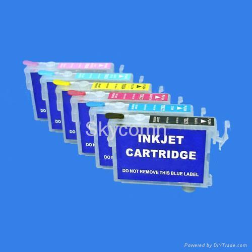 Epson D78 D92 refillable cartridge 1