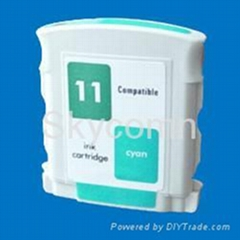 Compatible cartridge for HP printer