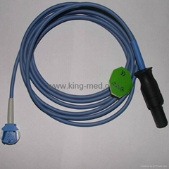 Datex-Ohmeda Spo2 Adapter Cable, OXY-OL3