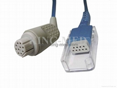 Datex spo2 adapter cable, OXY-C3
