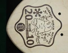 硬木製品烙花機