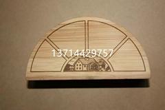 竹制品商标logo烙印机