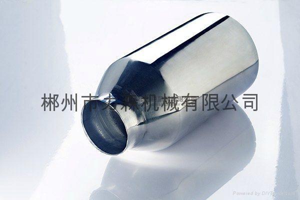 不鏽鋼汽車排氣管機組 2