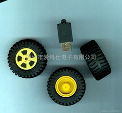 tire usb flash disk