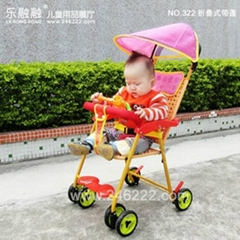 可折疊帶篷嬰儿手推車