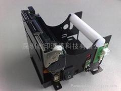 58MM嵌入式票據打印機富士通FTP-628MCL401