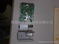 58MM嵌入式票據打印機精工LTP1245