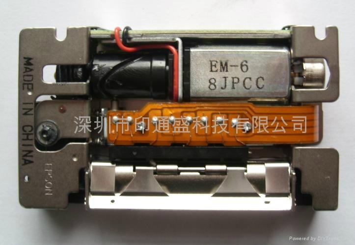 出租車計價器打印頭EPSON M-150II 2