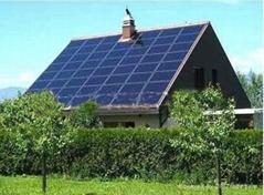 120瓦多晶太陽能電池板