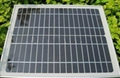10 W/ WATT MONOCRYSTALLINE SOLAR PANEL