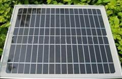 10瓦單晶太陽能電池板