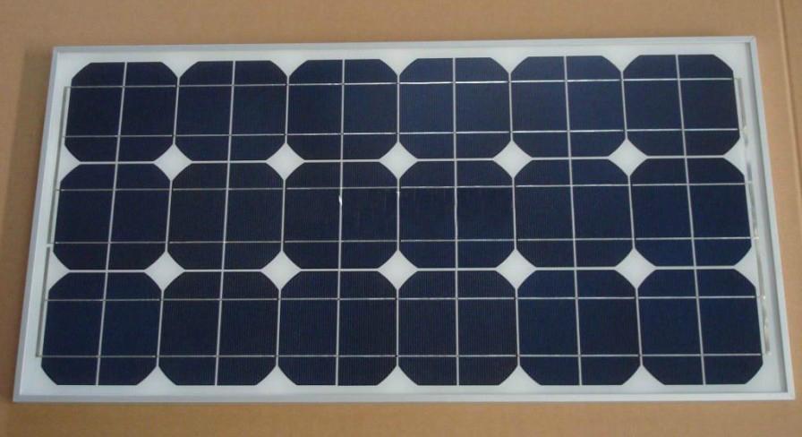 40瓦單晶太陽能電池板 1