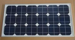 40瓦單晶太陽能電池板