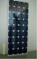 80瓦單晶太陽能電池組件