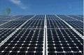 180watt monocrystalline solar module