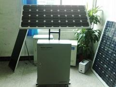 170 watt off grid power system