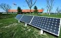 1000 watt solar off grid power system