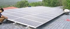 3000 watt solar off-grid power system