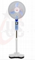 Mini Bangladesh 12 Inch Emergency Light Usb Rechargeable Fan