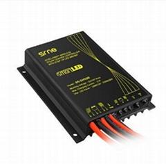 12V/50W 24V/100W 自动识别 太阳能路灯控制器 恒流控制一体机