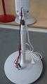 Double Duty AC DC Electric Stand Fan