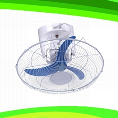 DC 12V 12inch Solar Orbit Fan