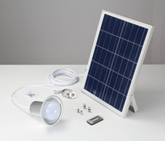 LED Solar indoor Light