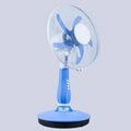 16 Inches DC12v Electric Table Fan