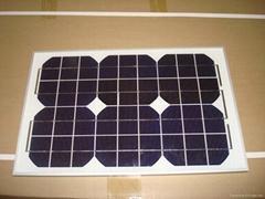 15瓦太陽能電池組件