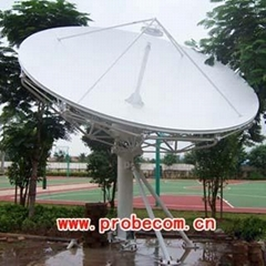 Probecom 4.5m VSAT  antennas for sale
