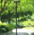 Aluminum LED Magic cane with Flashlight and Alarm Trusty Cane