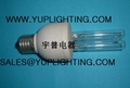 E27 BASE UV LAMP AS ENERGY SAVING LAMPS