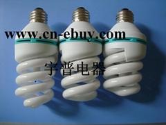 Full Sprial Anion Air Puirifier Lamps