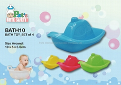 Bath Toys (Ship Shape)