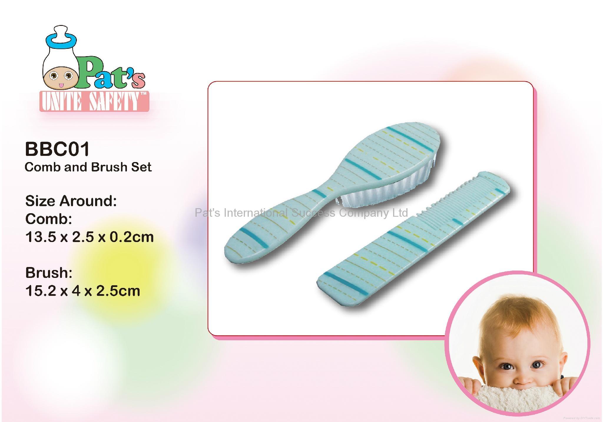 Comb & Brush Set 1
