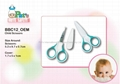 Child Nail Scissor With Cover