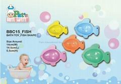 浴室玩具 (小鱼)