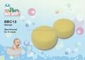 海绵沐浴球